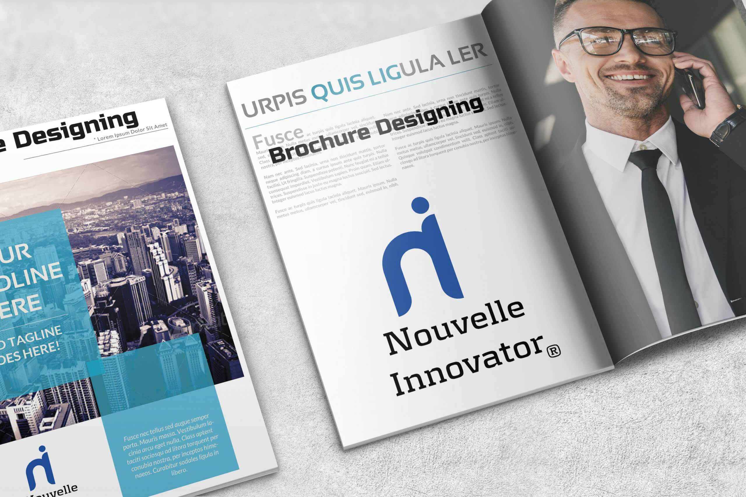 Better Brochure Designing for Your Organization is Easy with Us